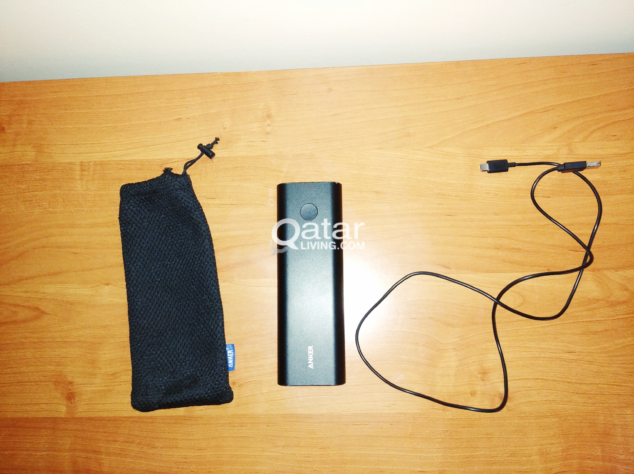 Portable charger anker