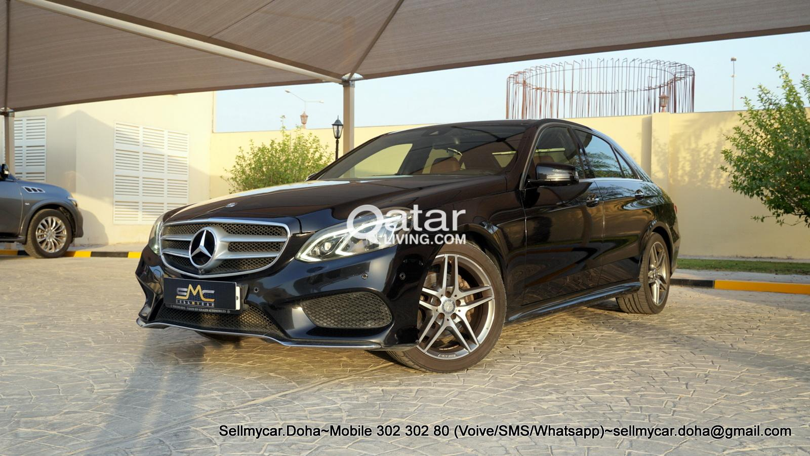 2015 Mercedes Benz E300 AMG High Spec Edition((Mor