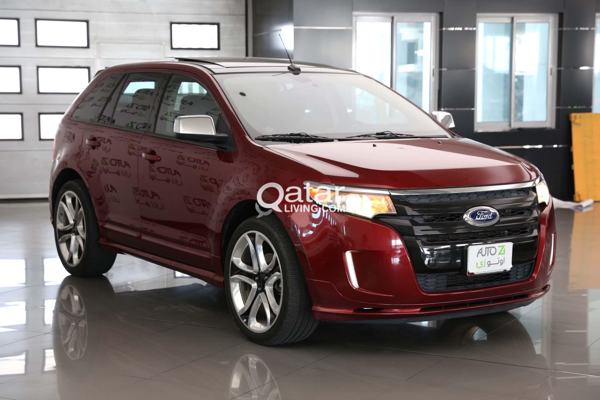 Ford Edge Sport-2013