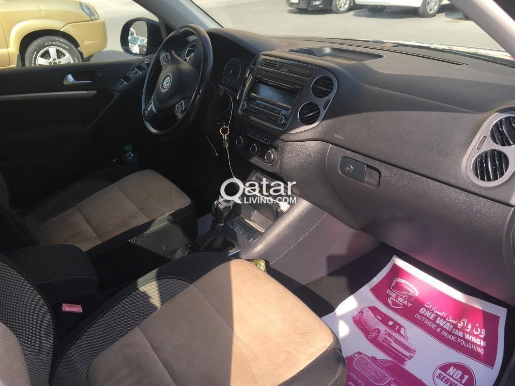 Perfect Condition 1 year Istimara VW Tiguan Lady D