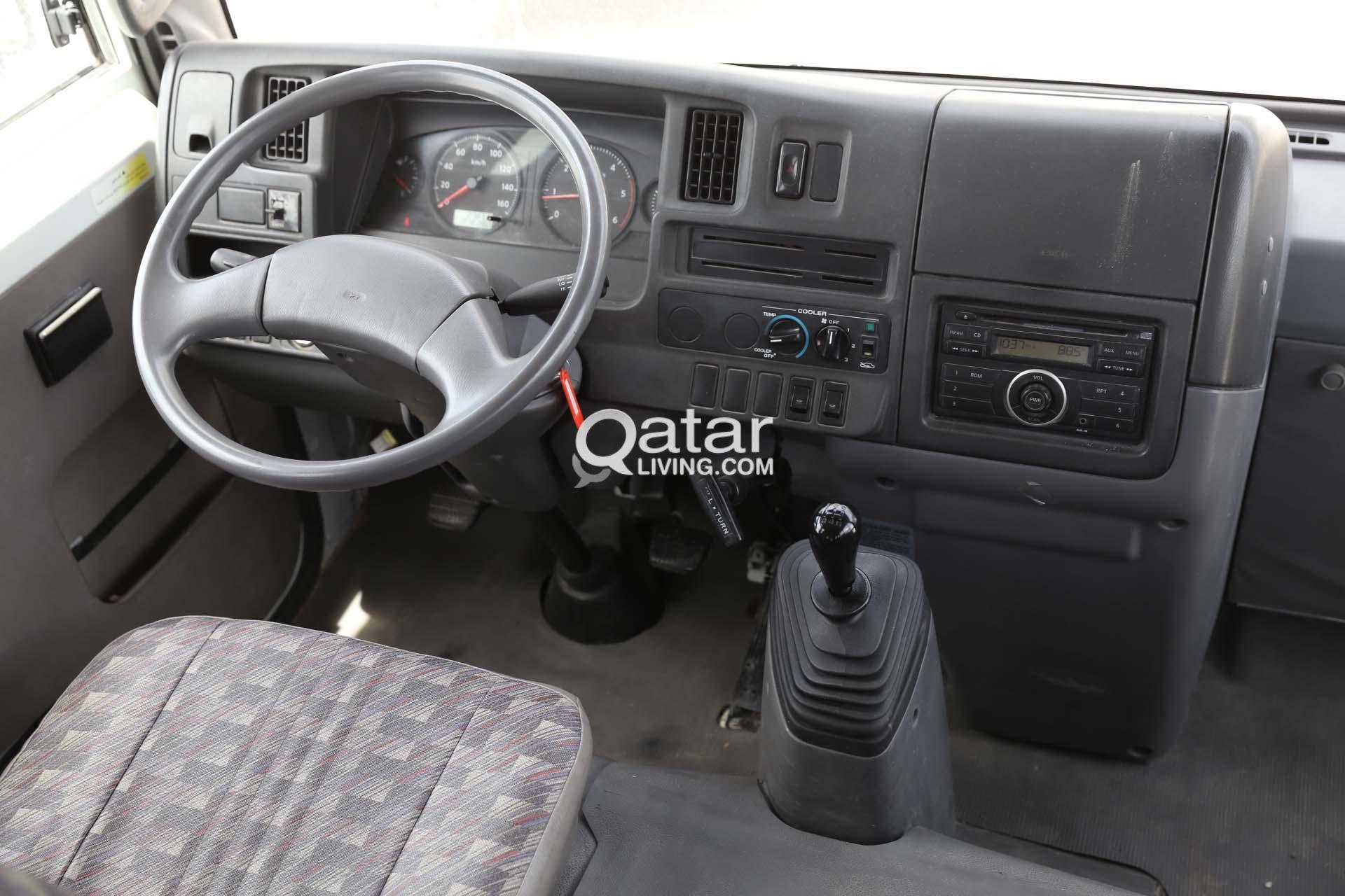 Nissan Civilian 26 Seats -2016