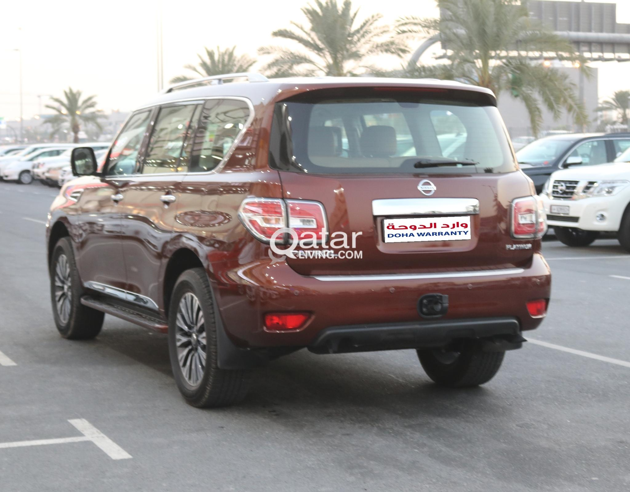 Nissan - Patrol Platinum 4.0 L    Model 2019