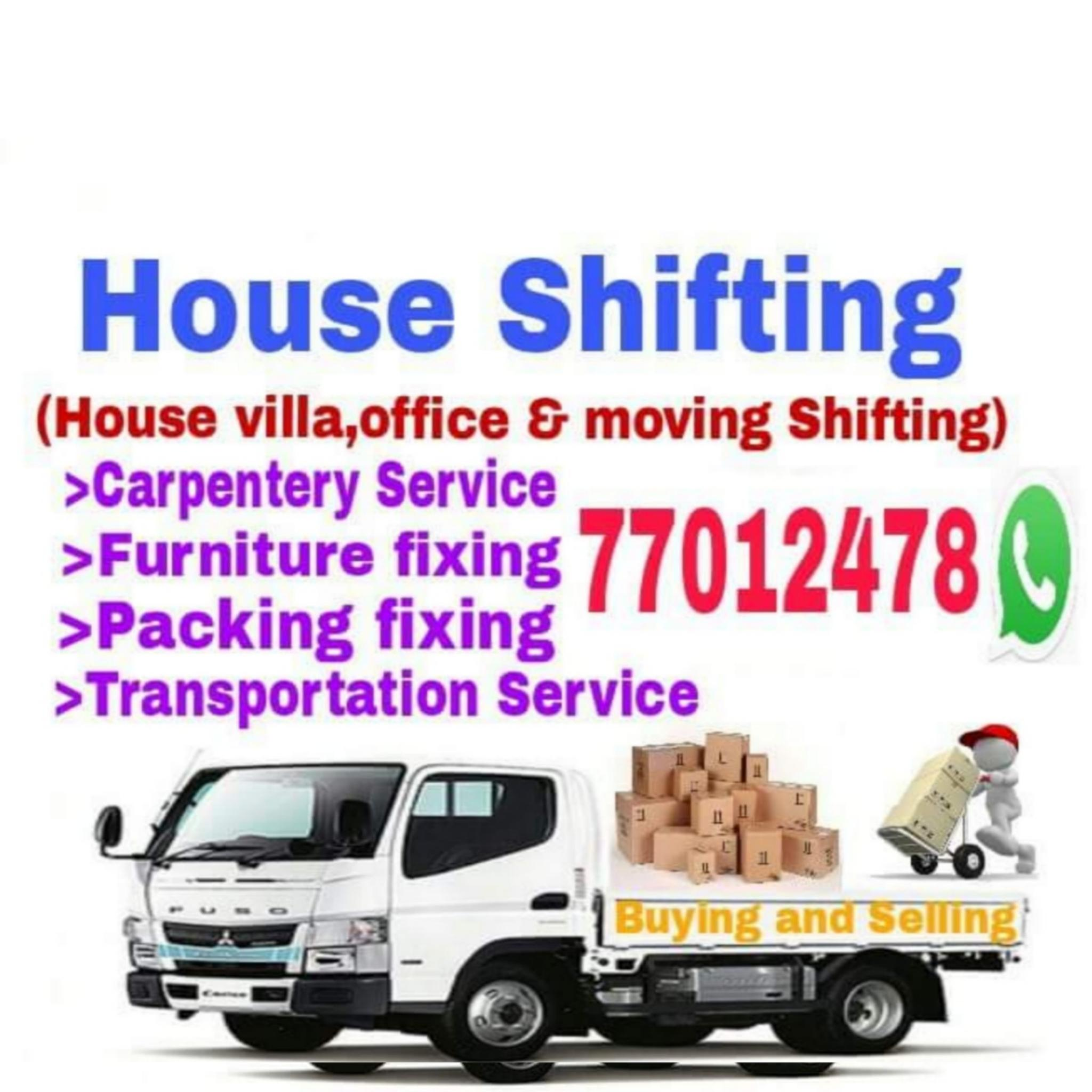 Good prices- Moving, shifting-packing Call-770124