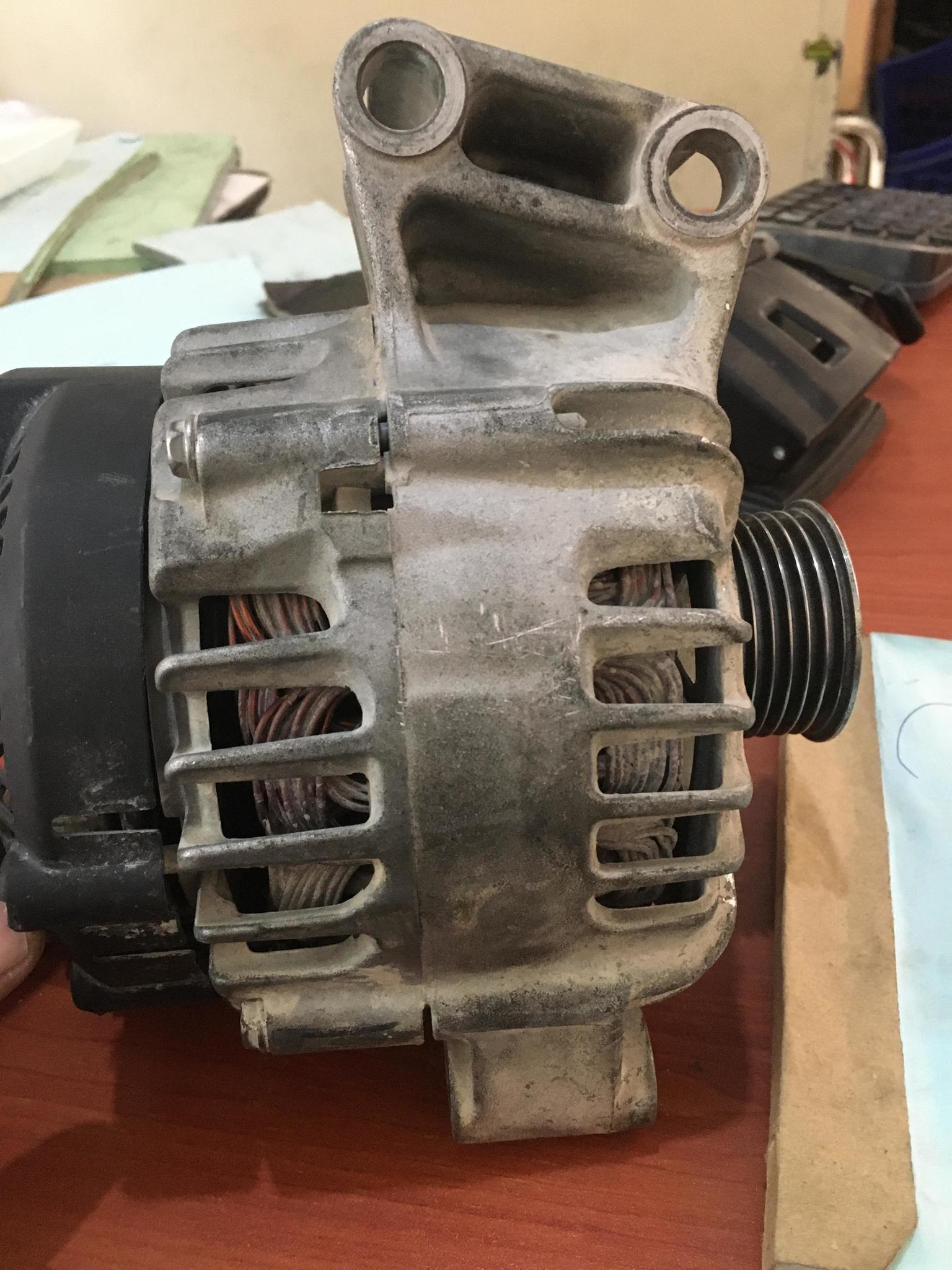 Ford eccosport 2015 alternator for sale
