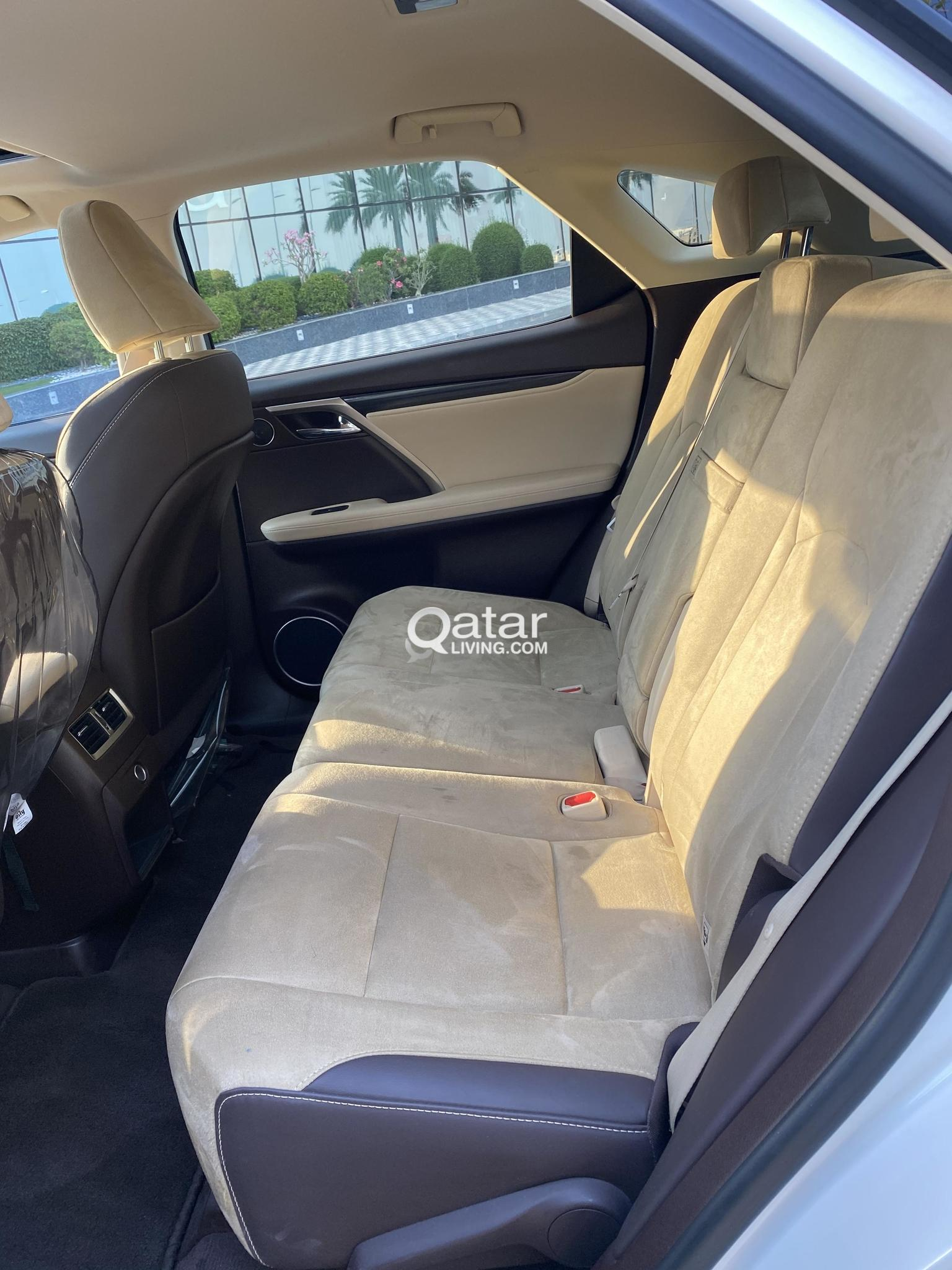 Lexus RX350, 2017