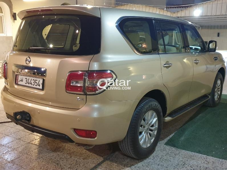 Nissan Patrol in mint condition 2014/done 57k