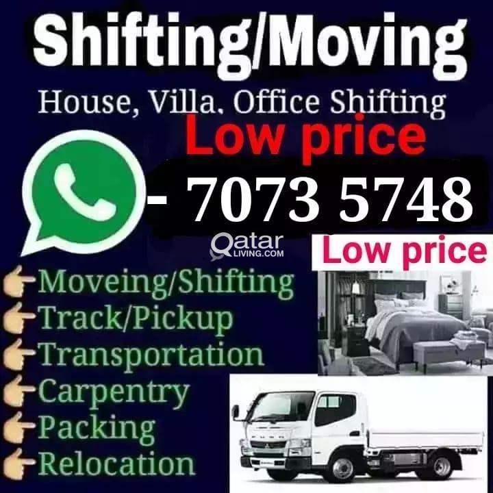 Shifting and moving 24/7. Very experienced, please