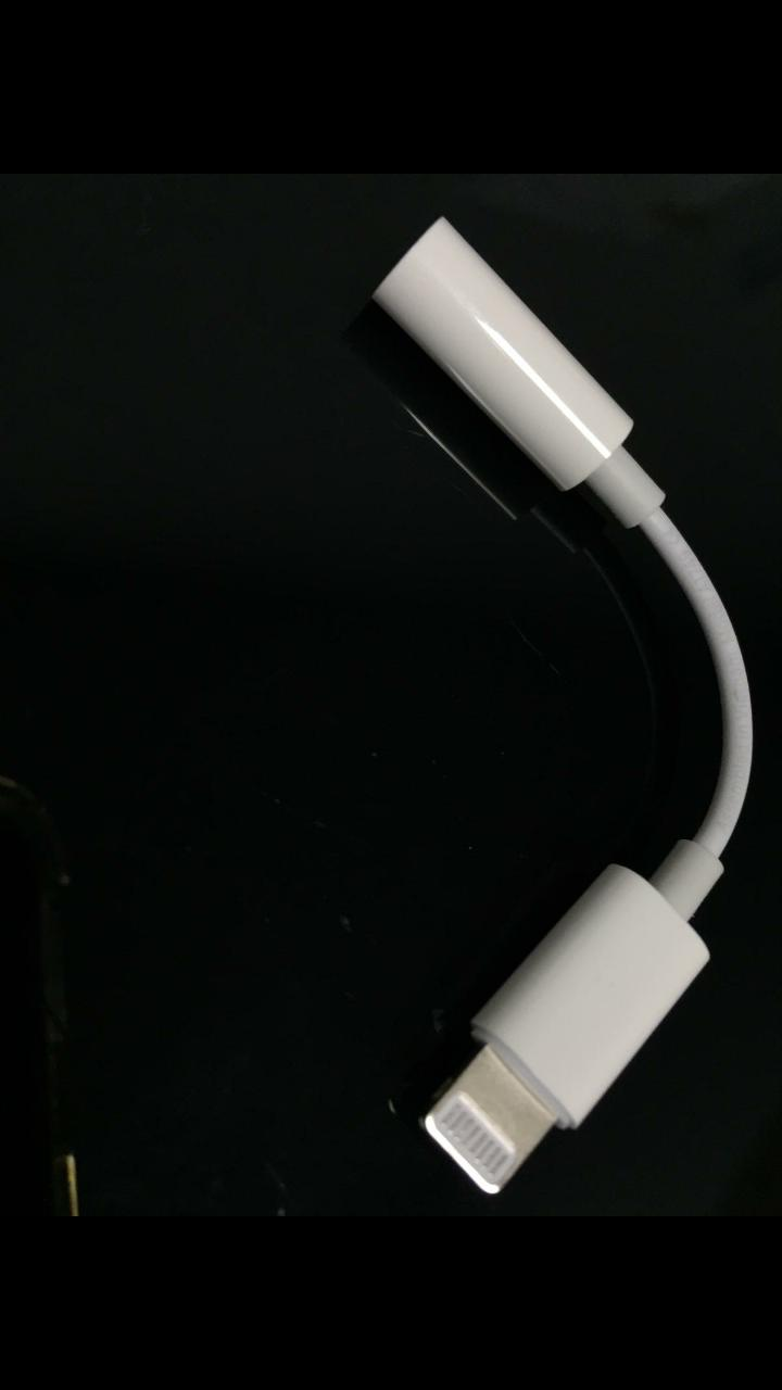 Apple audio connector