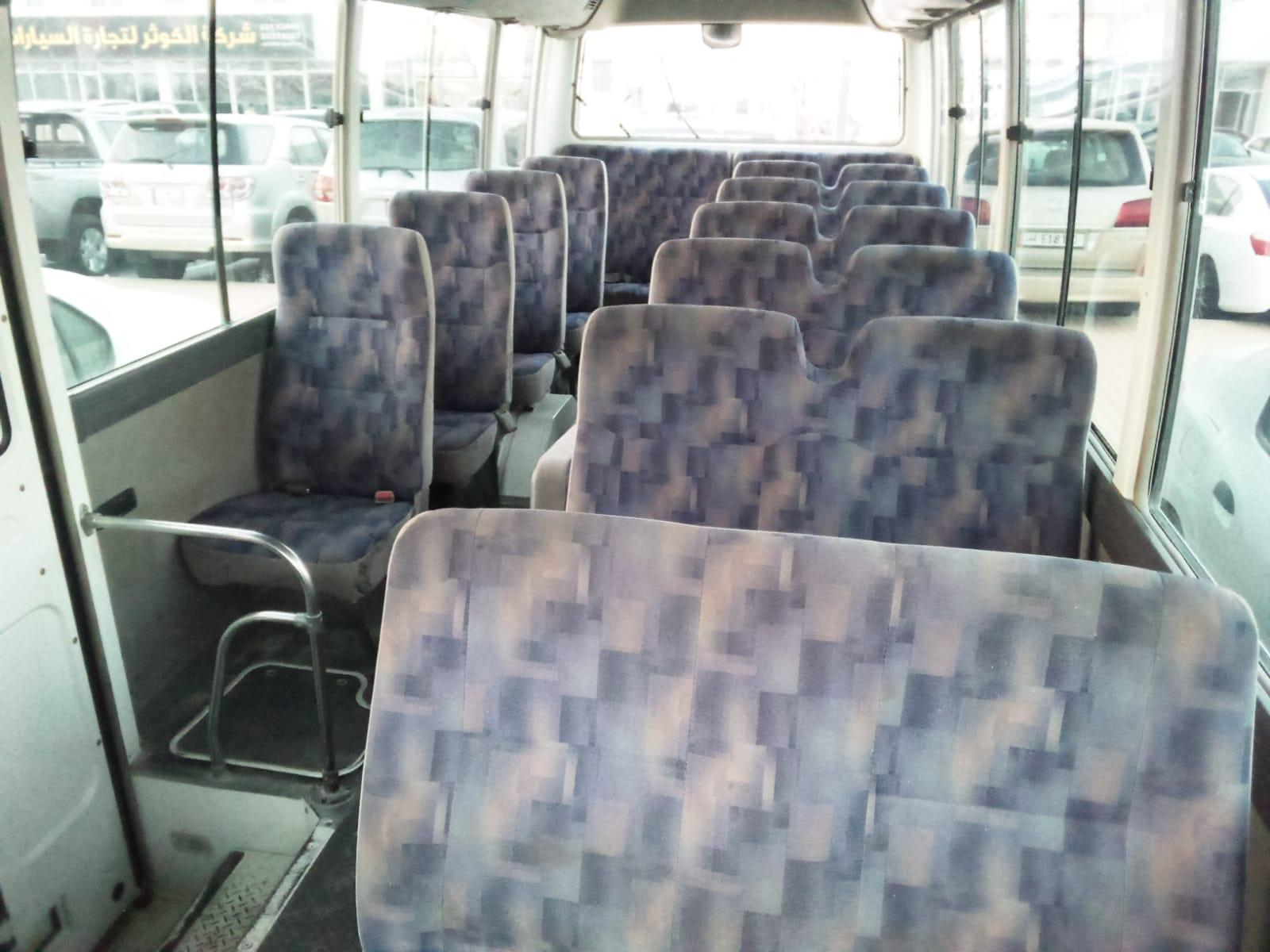 Nissan Civilian Bus-30 Seater-Diesel Engine-Origin