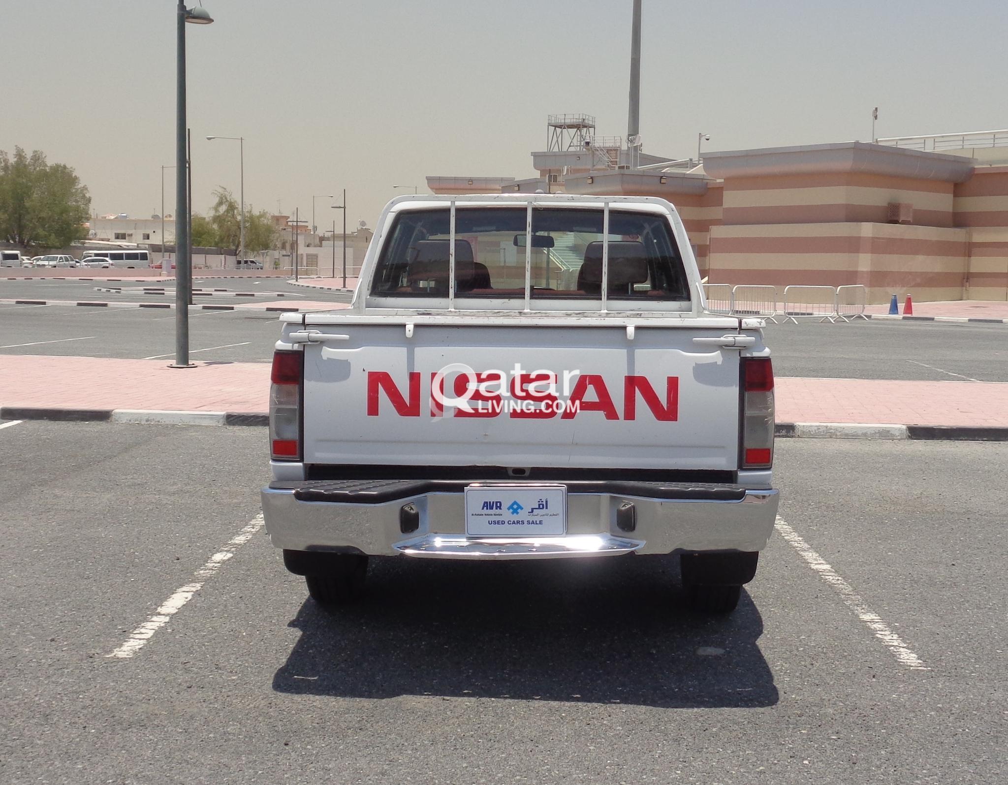 NISSAN PICK-UP 2016 QAR 3500