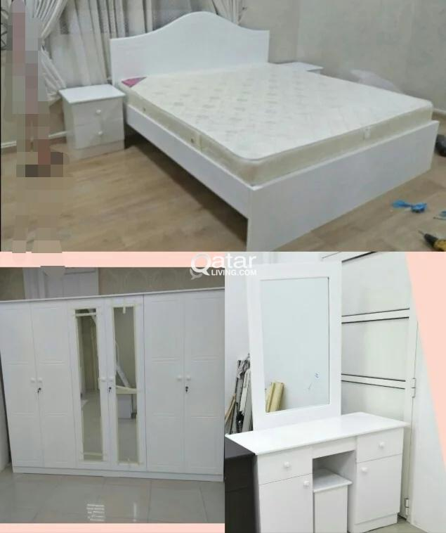 All kinds of Brand New furniture sell - what's app