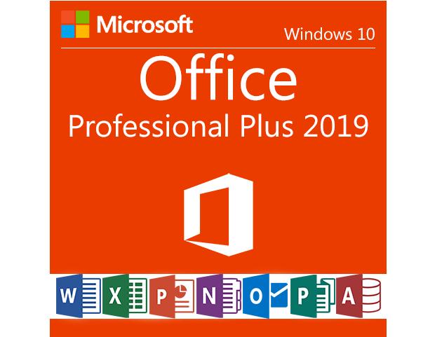 Office2019ProPlus Lifetime MAC/Windows
