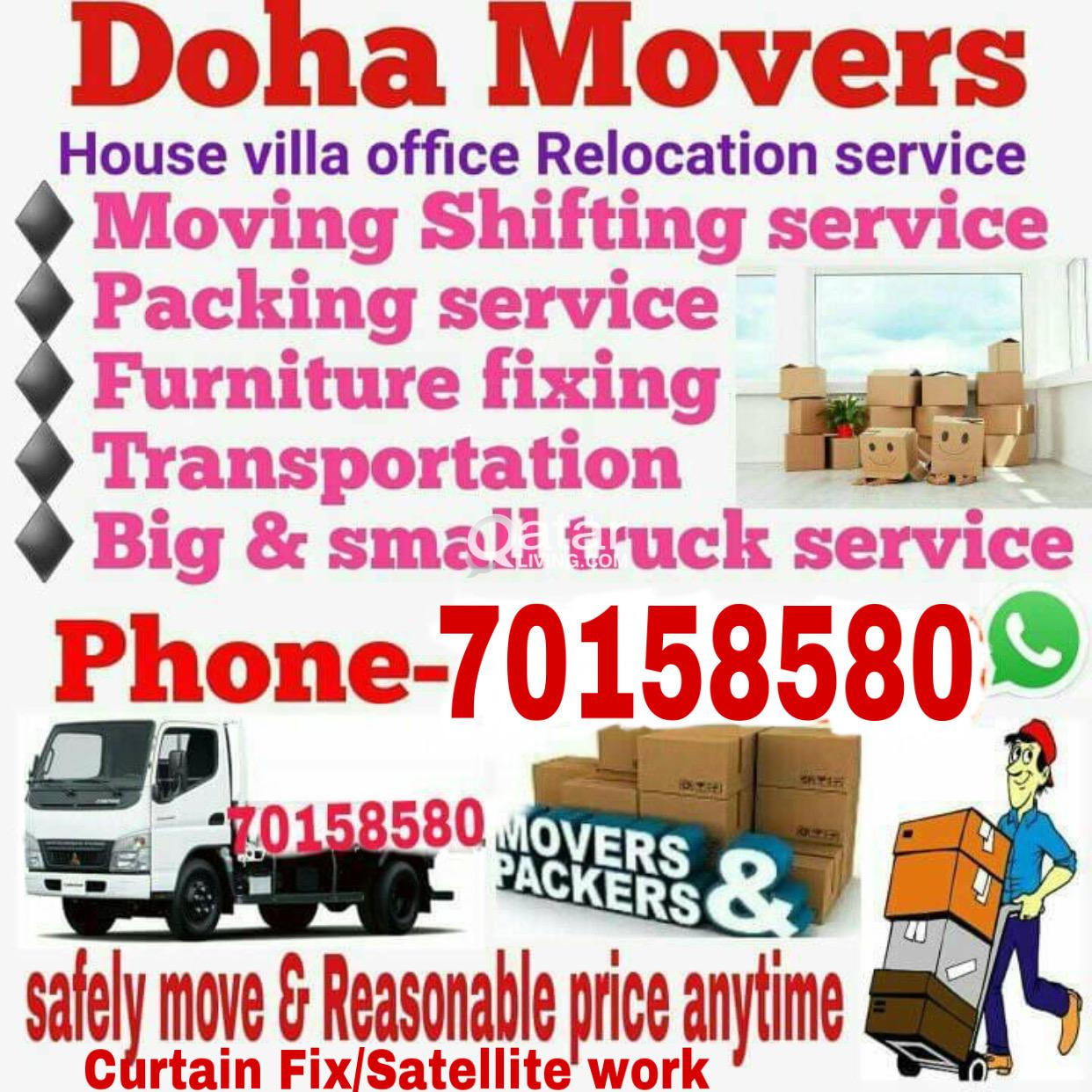 Best prices-Moving shifting packing carpentry tran