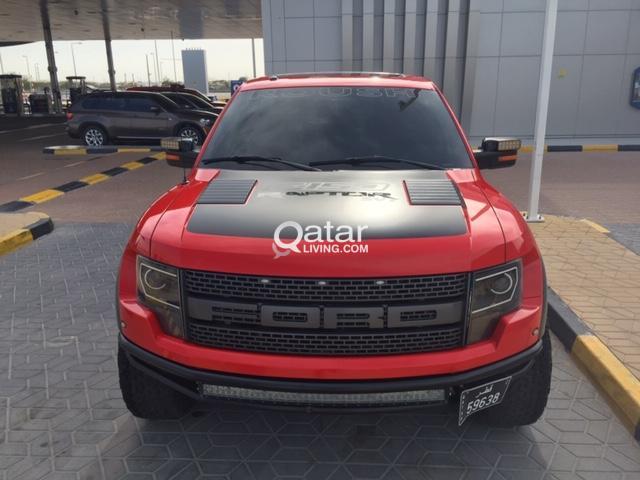 Ford Raptor 2013 For Sale Like New Qatar Living