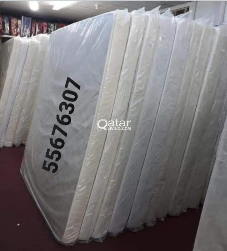 Brand New mattress any size available what's app 5
