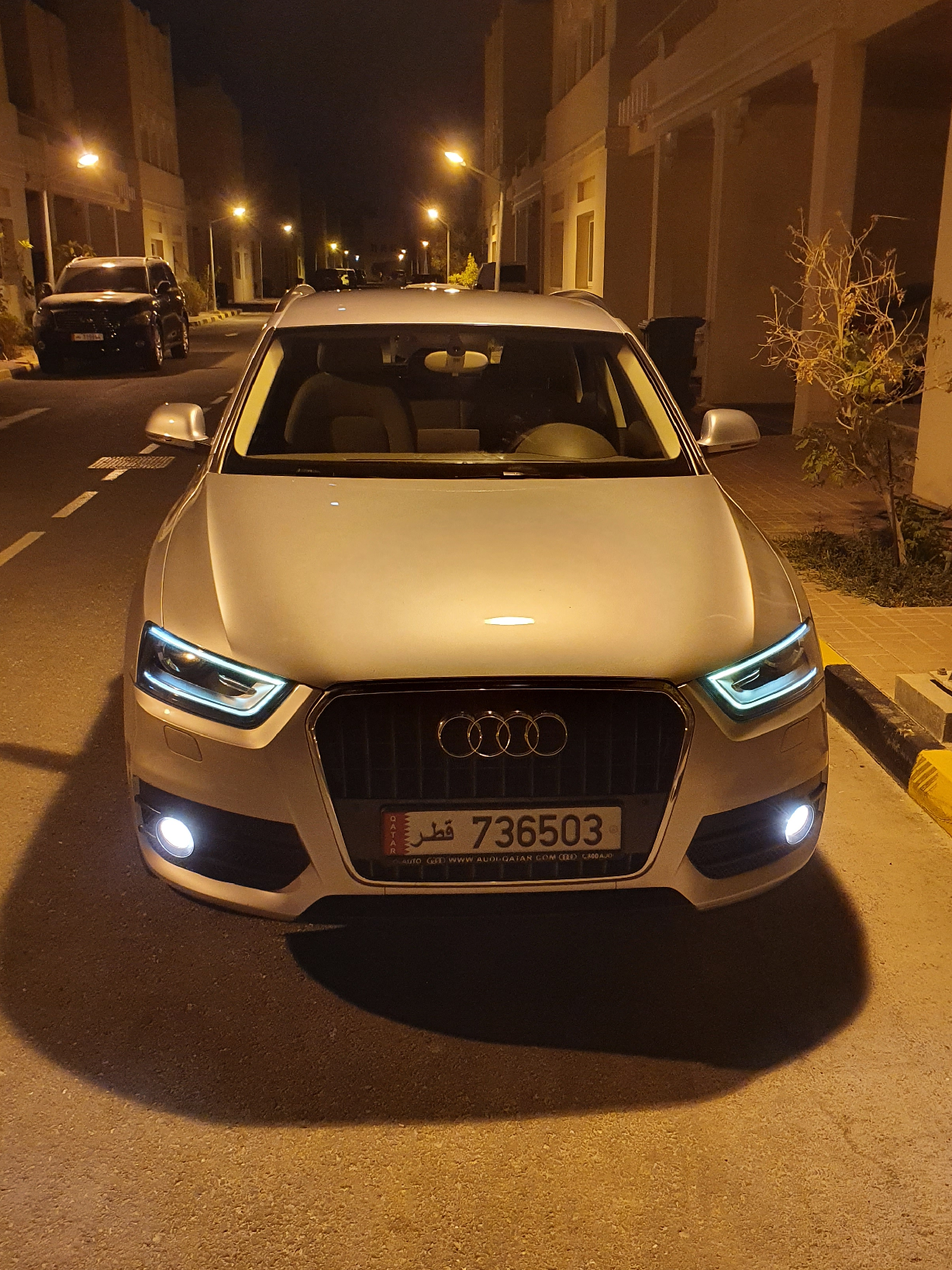 Audi Q3 2015 low mileage perfect condition