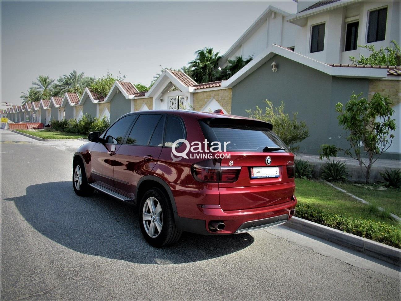 UNDER WARRANTY BMW X5 MODEL 2012 FULL OPTION