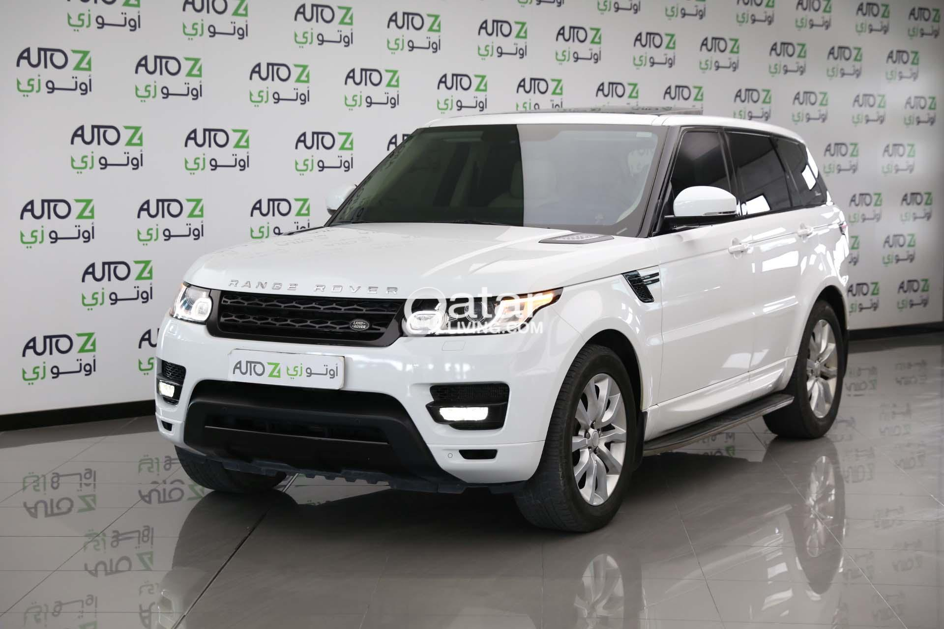 Range Rover Sport HSE - 2014