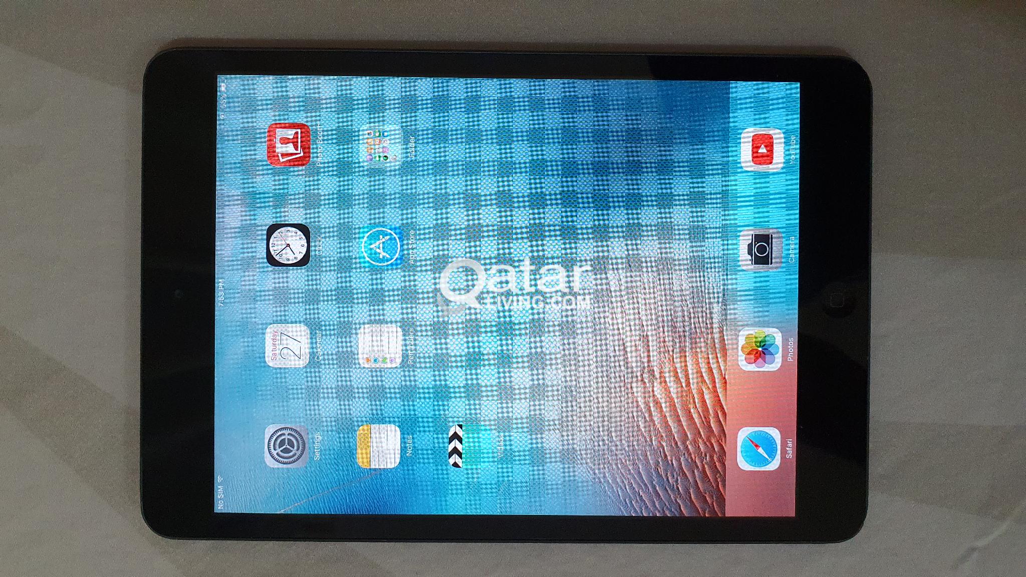 Ipad Mini (1st) 3G Sim + Wifi