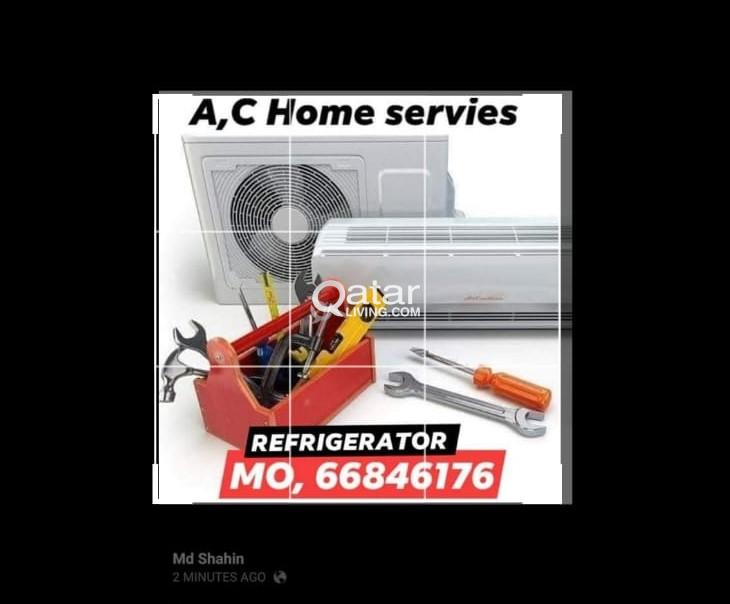 WE DO ALL KIND AC SERVICING/REPAIRING also BUY/SEL