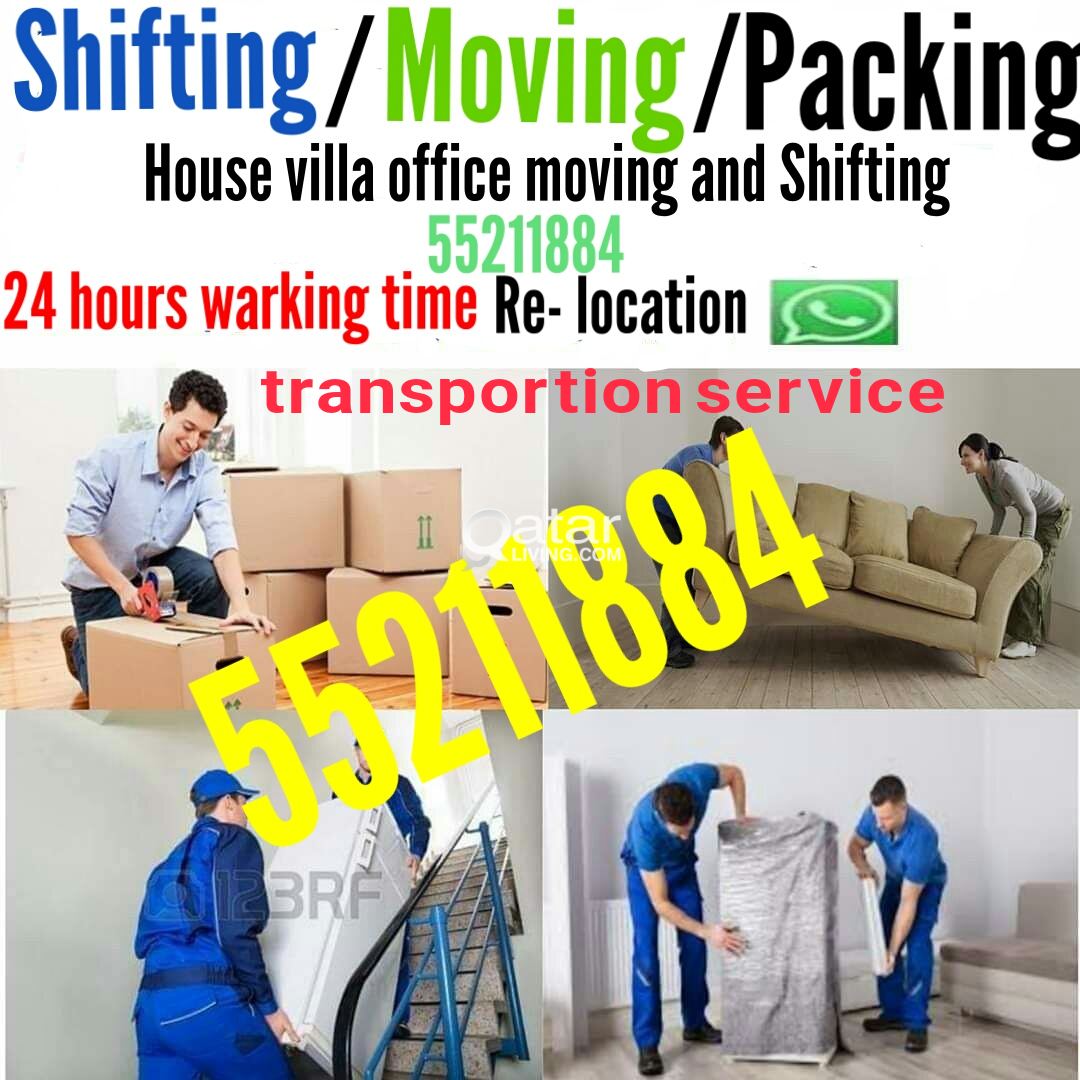 Moving and Shifting Service 55211884. House, Vi