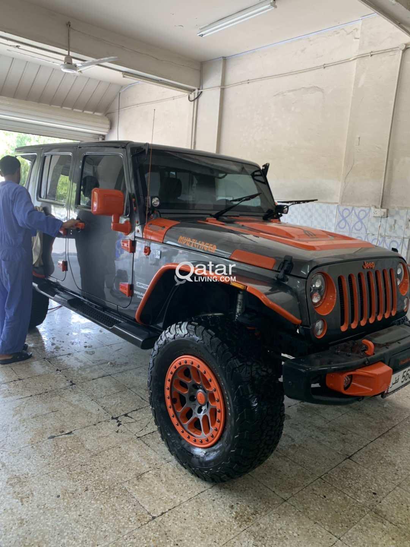 Wrangler Jeep Rubicon 2017