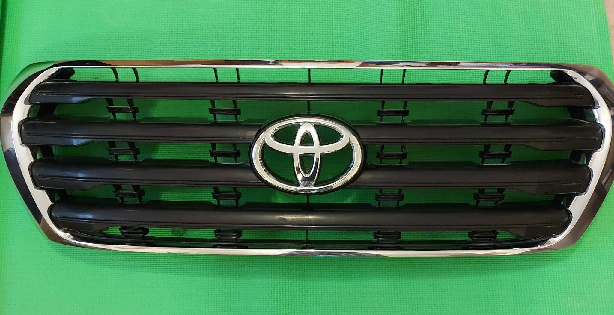 Land Cruiser original Front Grill, Door Handle, Mi