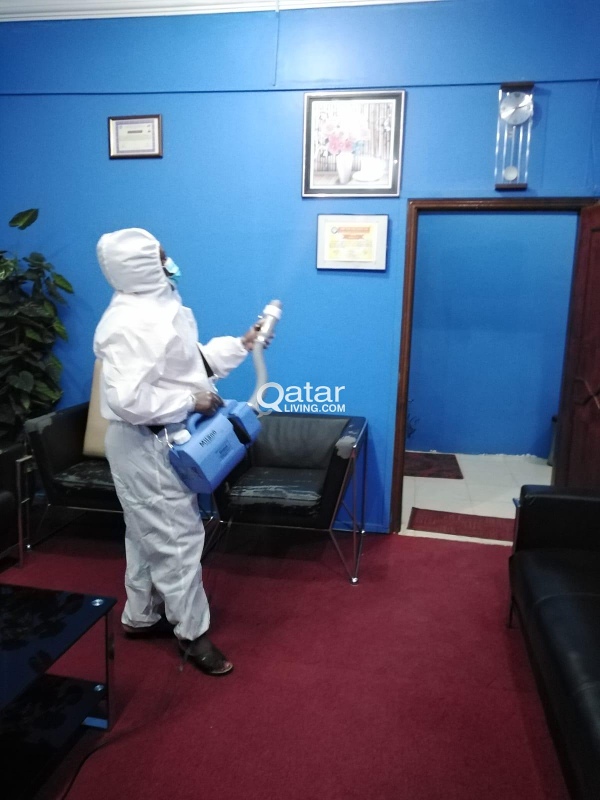 Cleaning & Hospitality Services