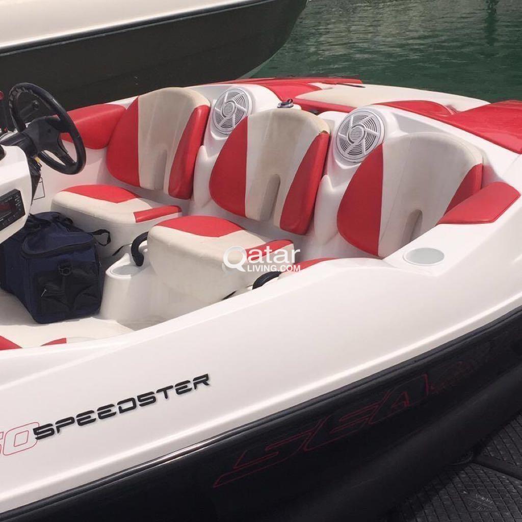 Sea Doo Jet Boat Speedster 150 -2011