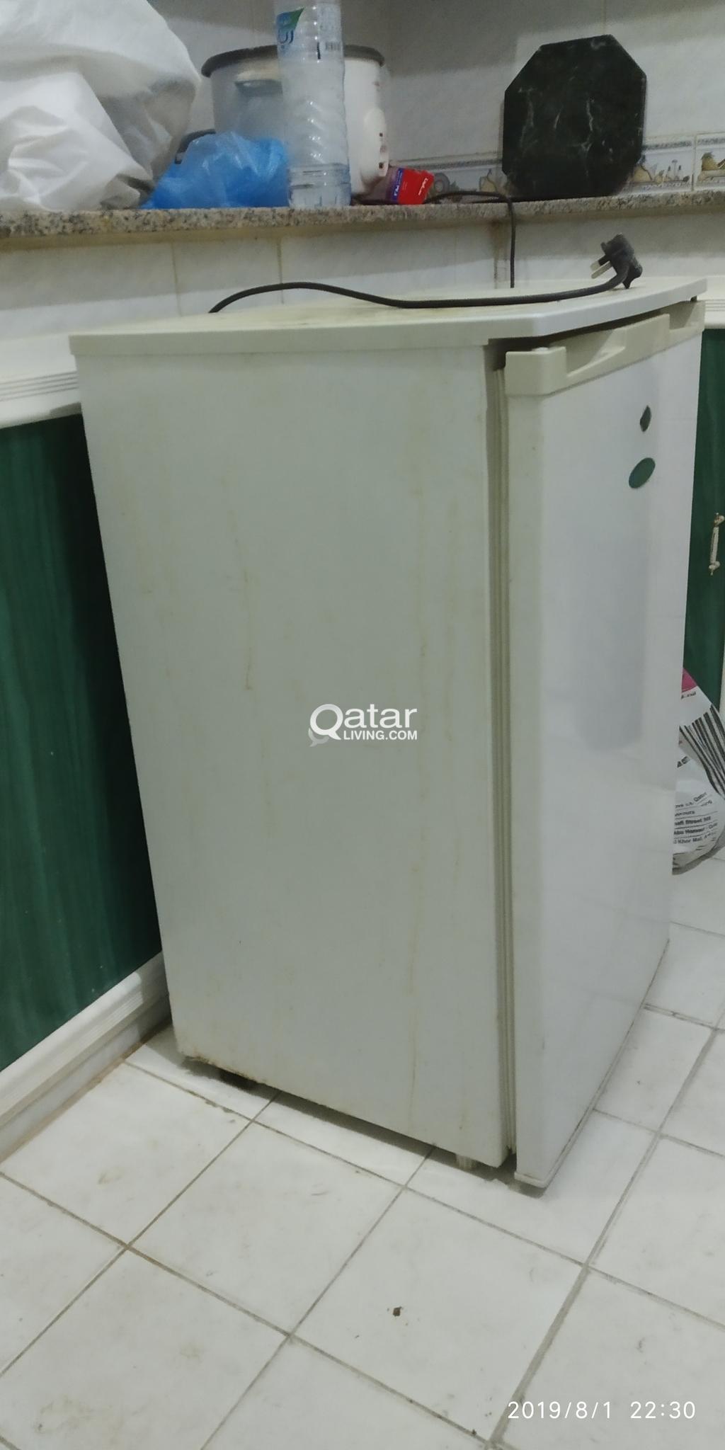 fridge smoll