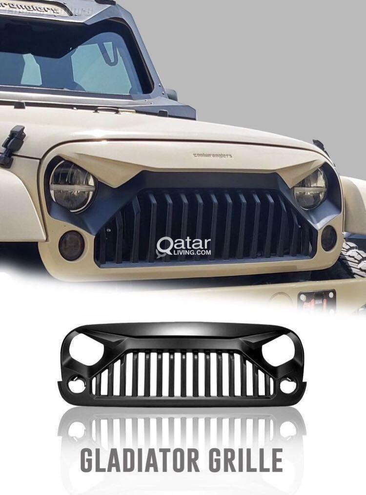 Jeep Wrangler Grilles - Coolwranglers #cwsGrilles