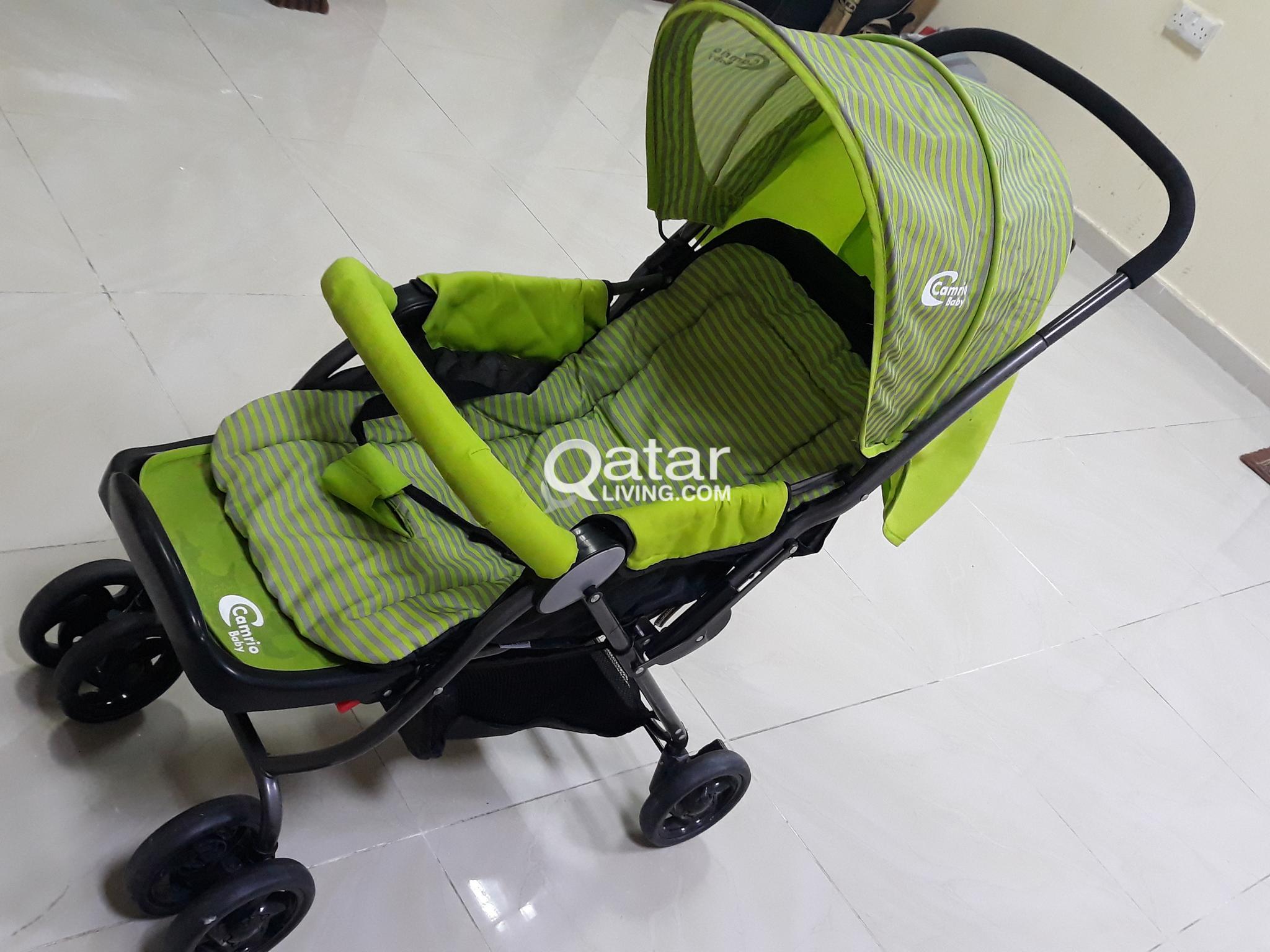 Prime baby stroller