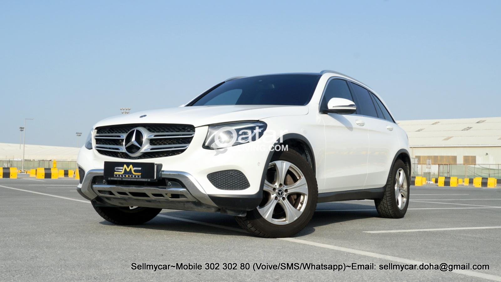 2017 Mercedes Benz GLC 250 4-Matic (Many More Phot