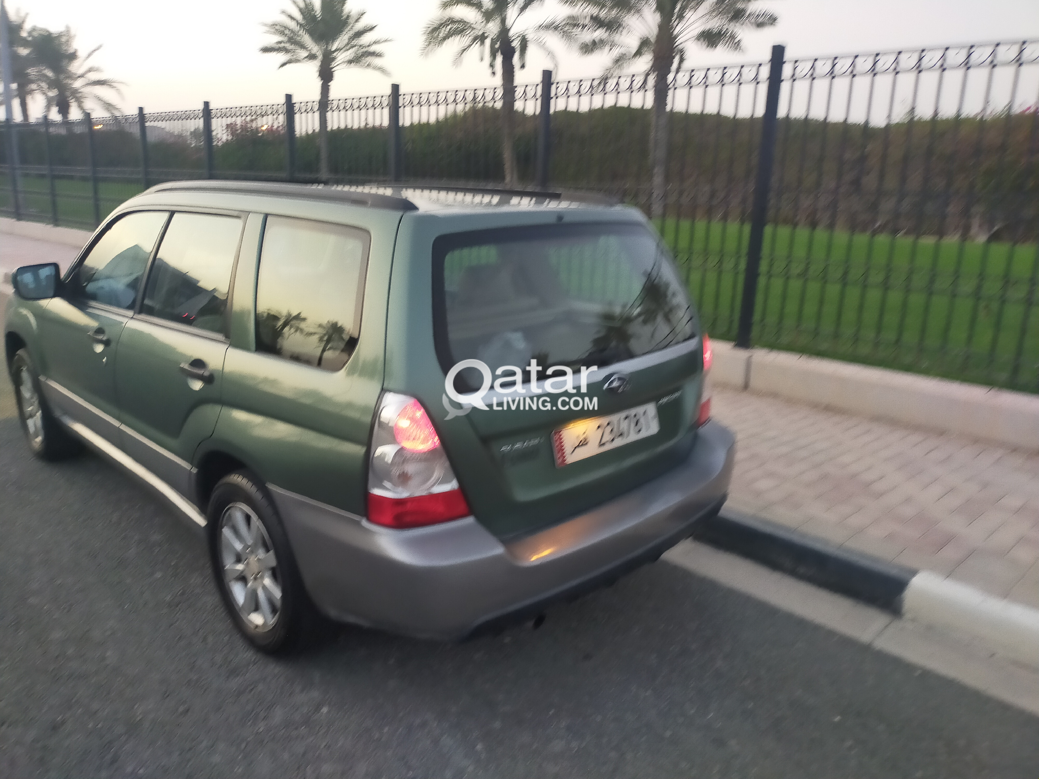 Subaru Forester 2008 exceptionally good condition