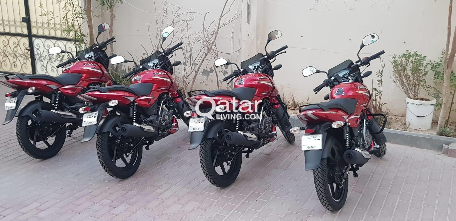 Brand new Bajaj Pulsar 2020