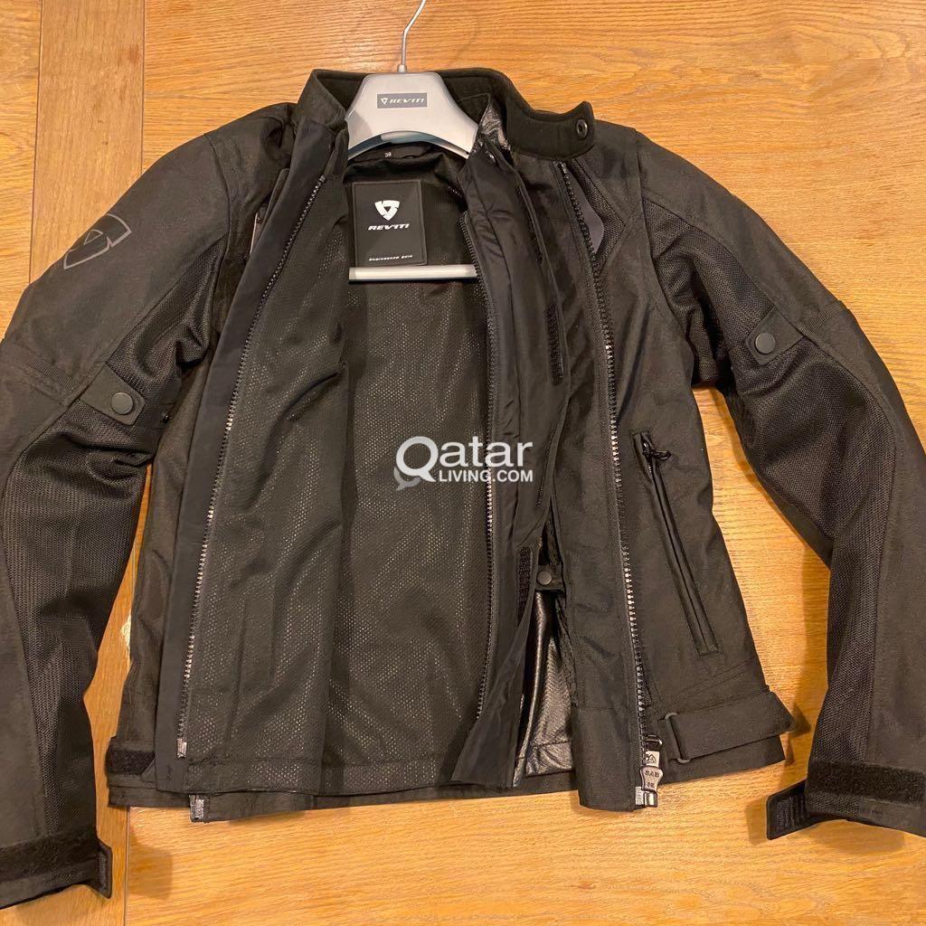 NEW Rev'it Ladies Jacket, NEVER USED, 700QAR