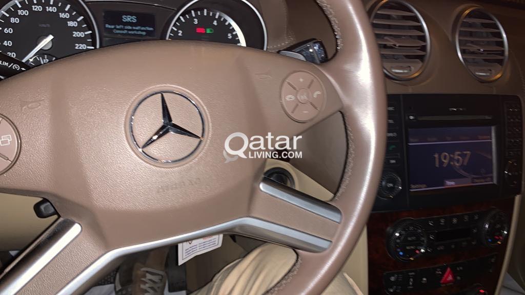 Mercedes-Benz GL 500 V8 Engine