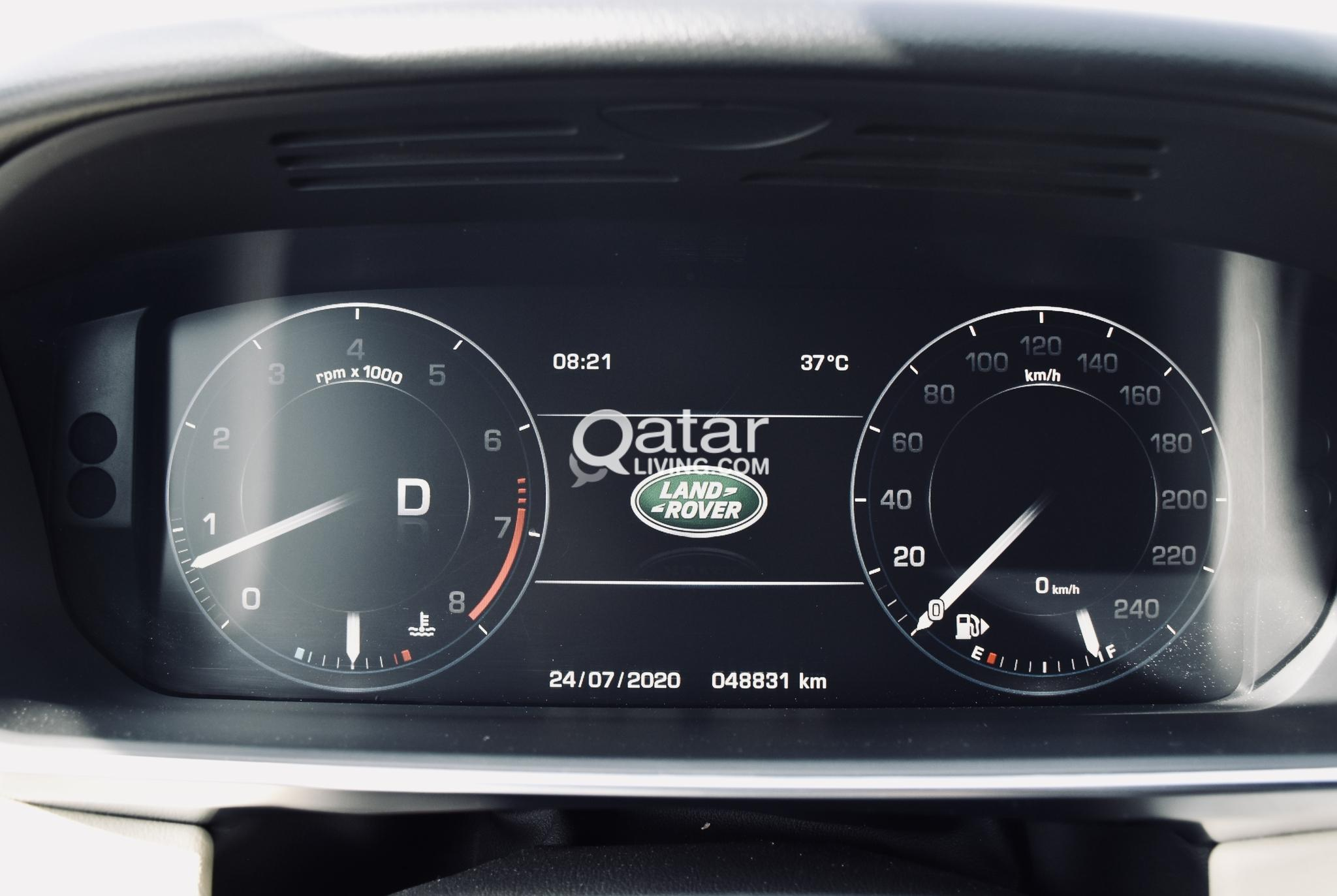 Range Rover HSE Sport (2016)