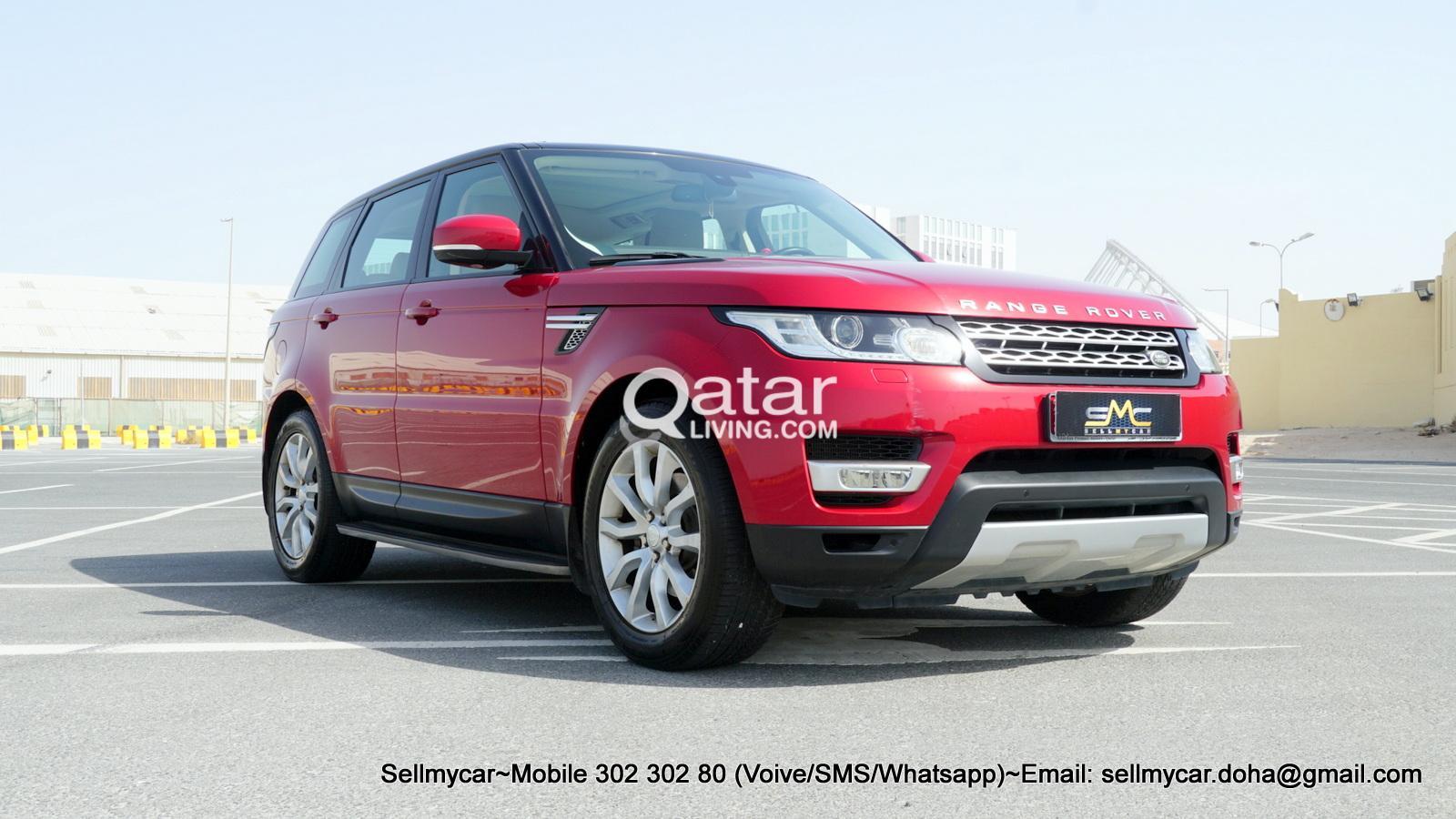 2016 Range Rover Sport HSE