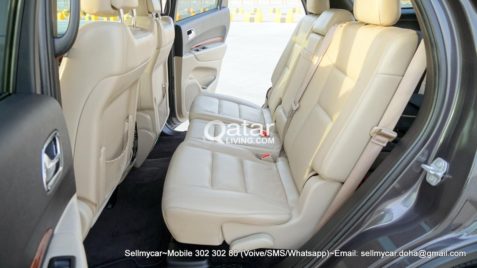 2016 Dodge Durango Limited V6 (7-Seater) More Phot