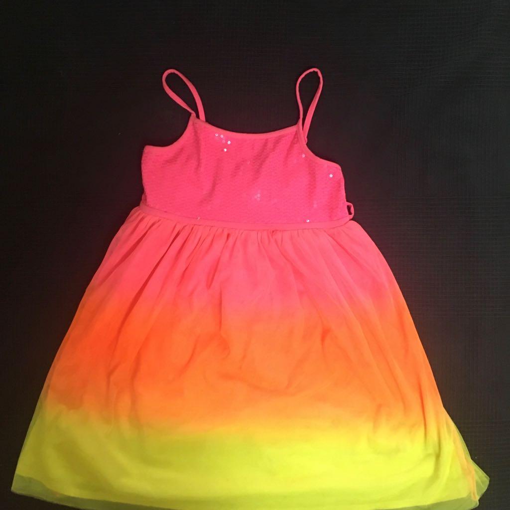 Little Girls Party Wear