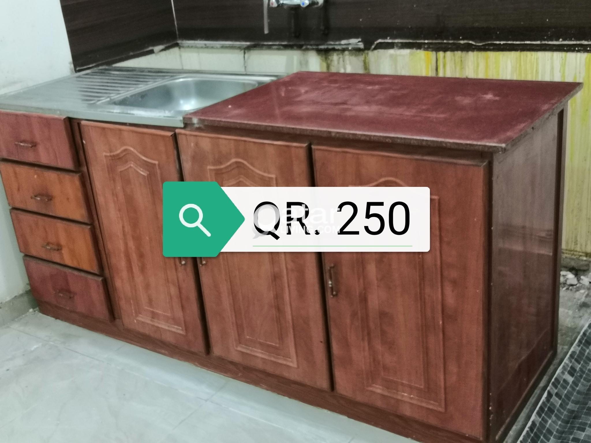Kitchen Cabinet In Wakra Qatar Living