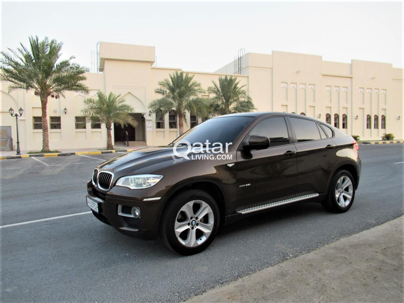 URGENT SALE BMW X6 MODEL 2013 FULL OPTION
