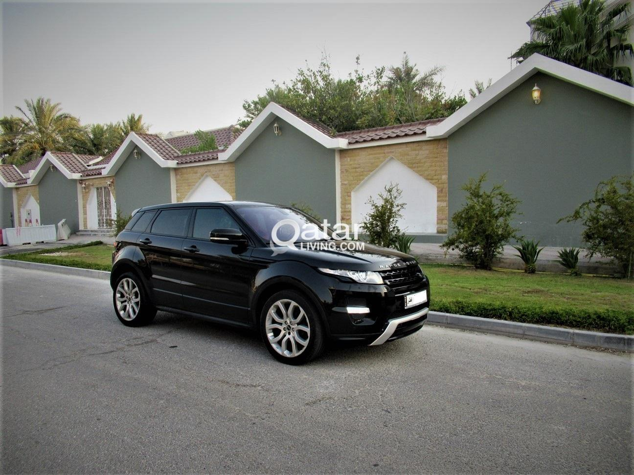 AMAZING RANGE ROVER EVOQUE DYNAMIC MODEL 2013 FULL