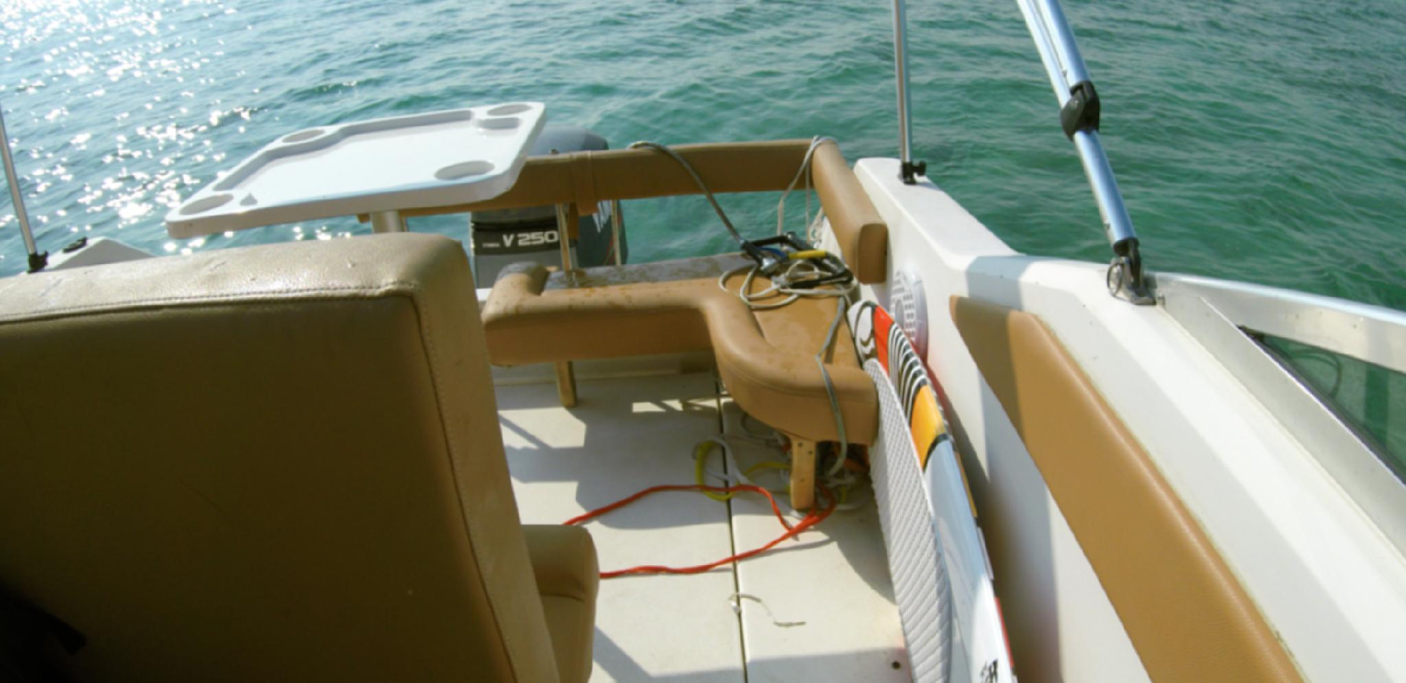 Searay Sundancer 230 Yamaha250