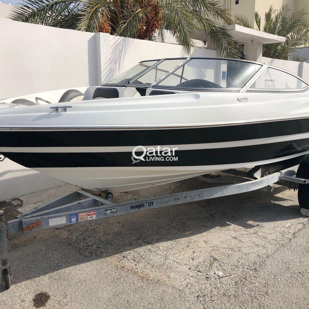 18ft Mariah Boat For Sale