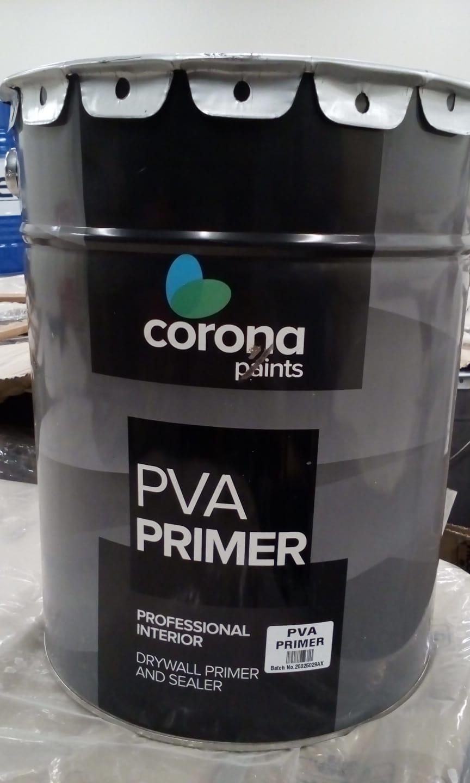 PAINT - PVA PRIMER - 18LTR/DRUM