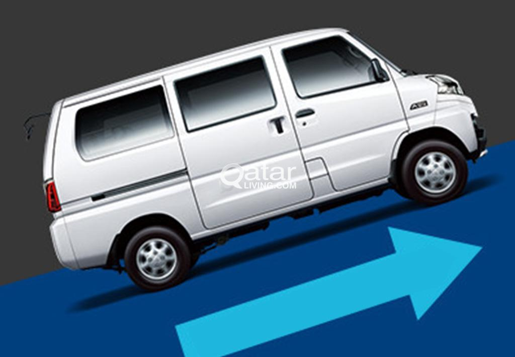 CMC Veryca 8 seats Passenger Mini Van