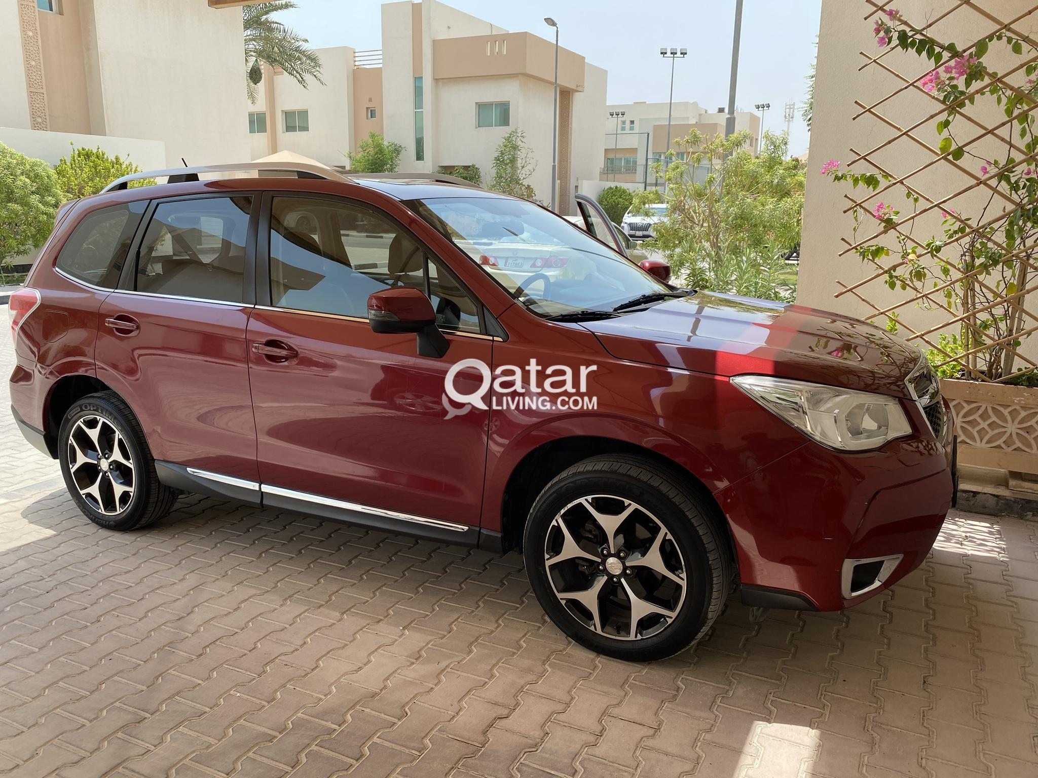 Selling Subaru Forester 2014 good condition