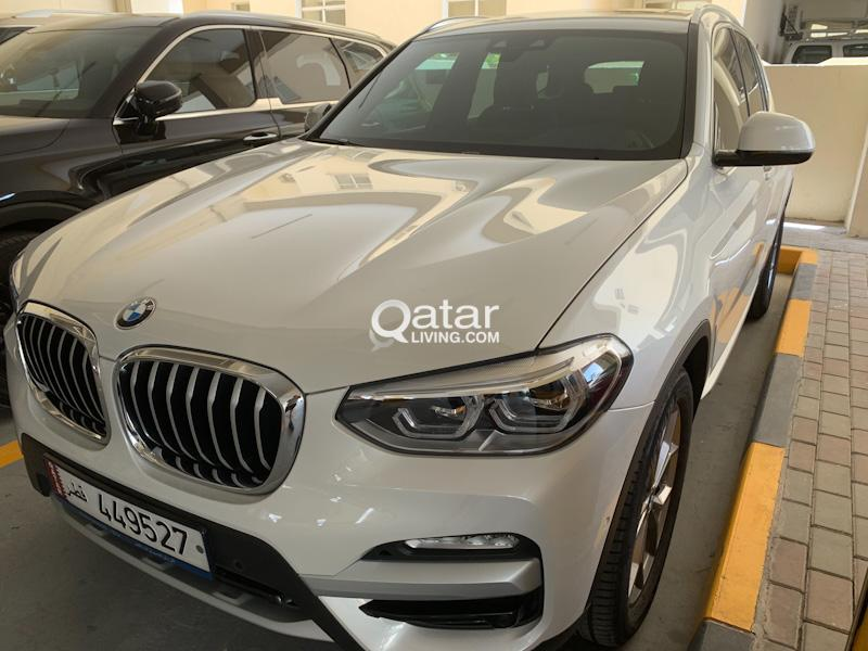 BMW X3xDrive30i 2020 + 5Y extended warranty + 10Y